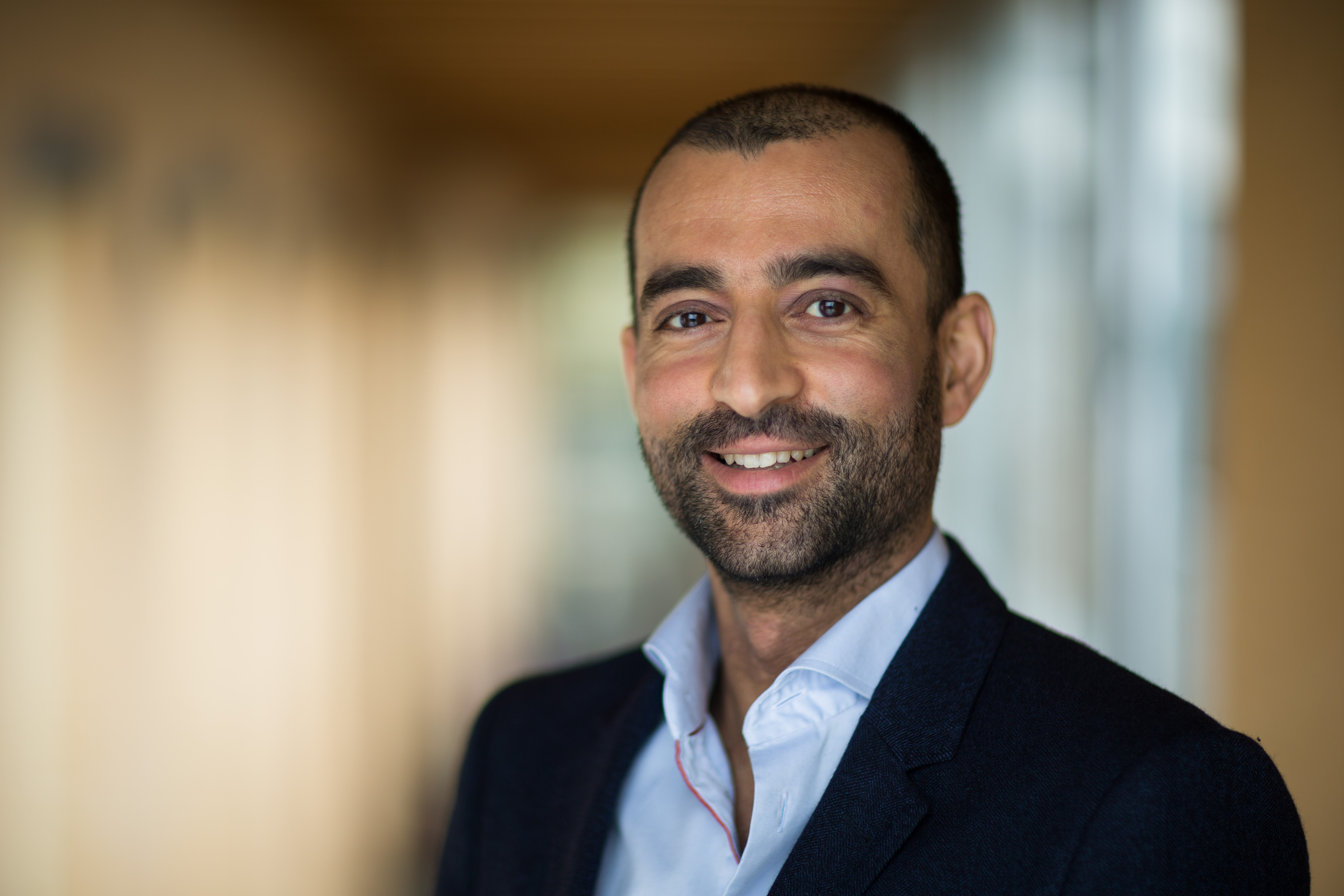 Amir Amel-Zadeh, a Research Fellow of Green Templeton College.