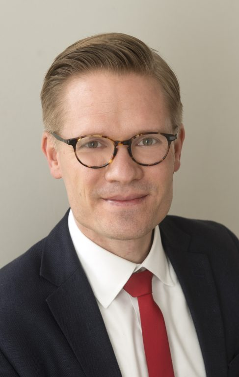 Rasmus Kleis Nielsen, Senior Research Fellow of Green Templeton College