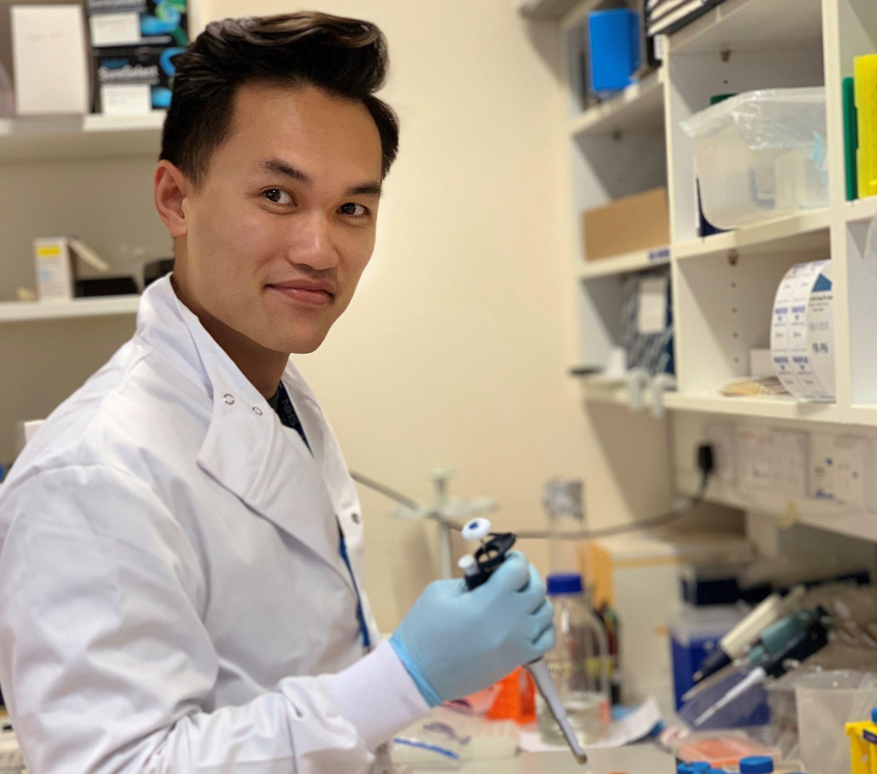 Spencer Tong, DPhil, Oxford-Sir David Weatherall Scholar (c) Spencer Tong