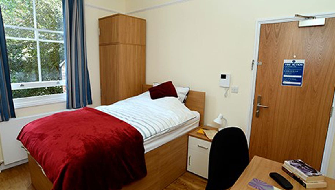Walton Street university accommodation