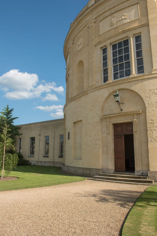 Radcliffe Observatory, Green Templeton College ten-year anniversary by John Cairns