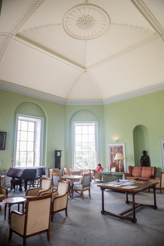 Common Room, Photo (c) John Cairns