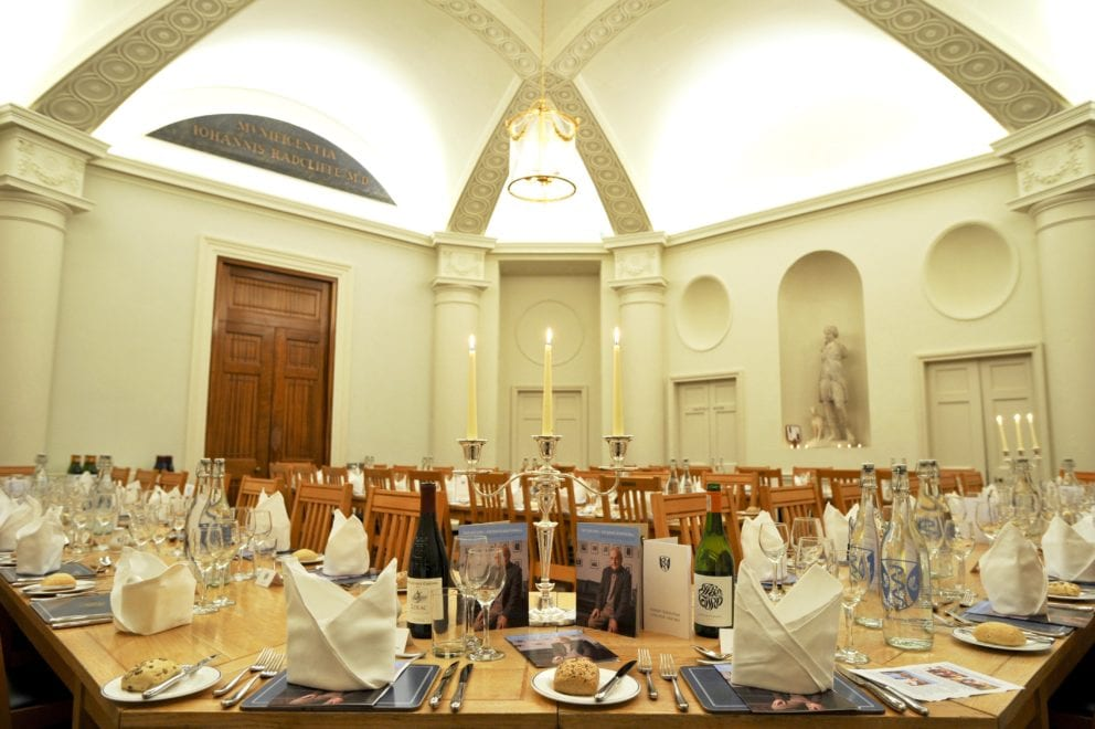 Radcliffe Observatory, Observatory Dining Hall (2)