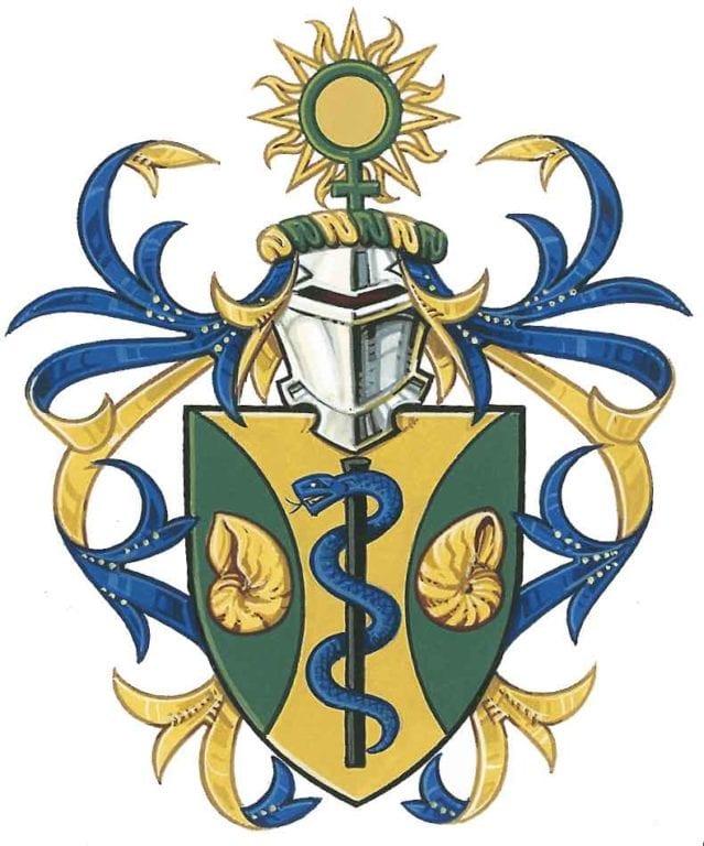 Full Green Templeton College crest