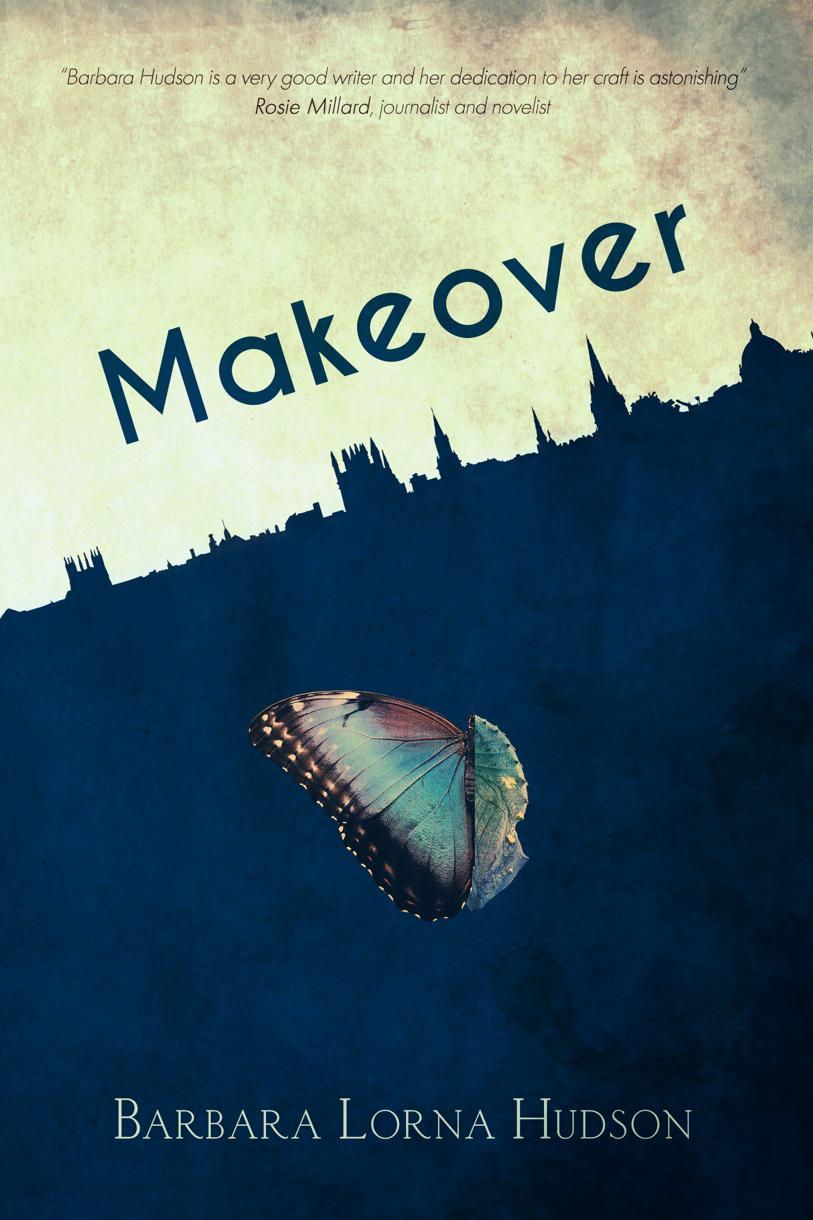 Emeritus Fellow Barbara Lorna Hudson releases new book, Makeover