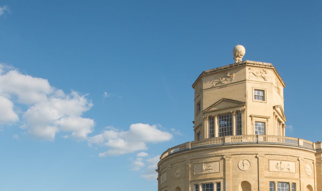 Radcliffe Observatory Photo (c) John Cairns