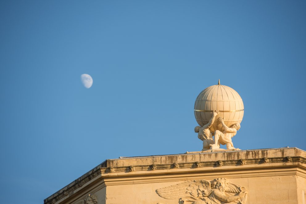 Radcliffe Observatory Photo (c) John Cairns