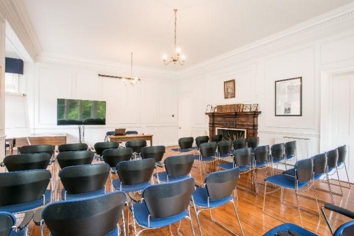 Seminar Room, Osler McGovern at 13 Norham Gardens, Green Templeton College