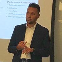 Nader Sleiman, GCR Personal & Professional Development Officer