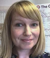 Dr Alison Stenton, Senior Tutor