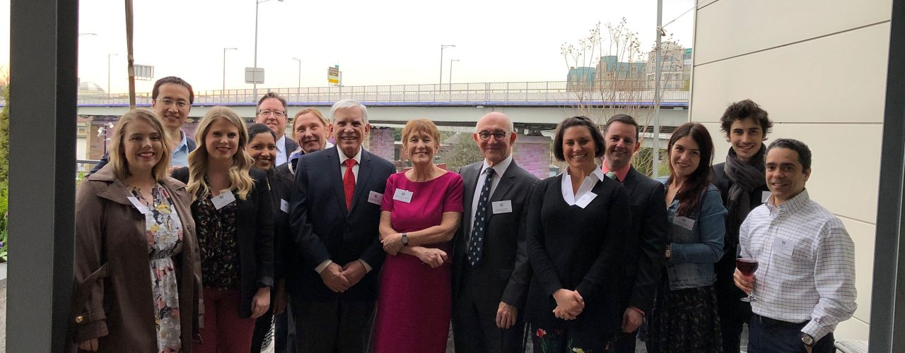 Denise Lievesley hosts reception in Washington D.C. for alumni, friends and supporters, 11 April 2019