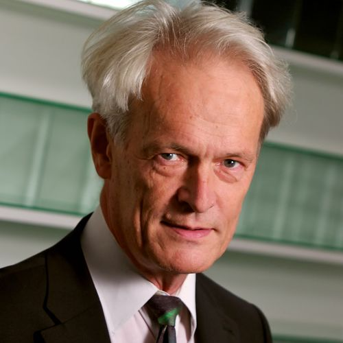 Professor Sir Richard Peto, Governing Body Fellow of Green Templeton College