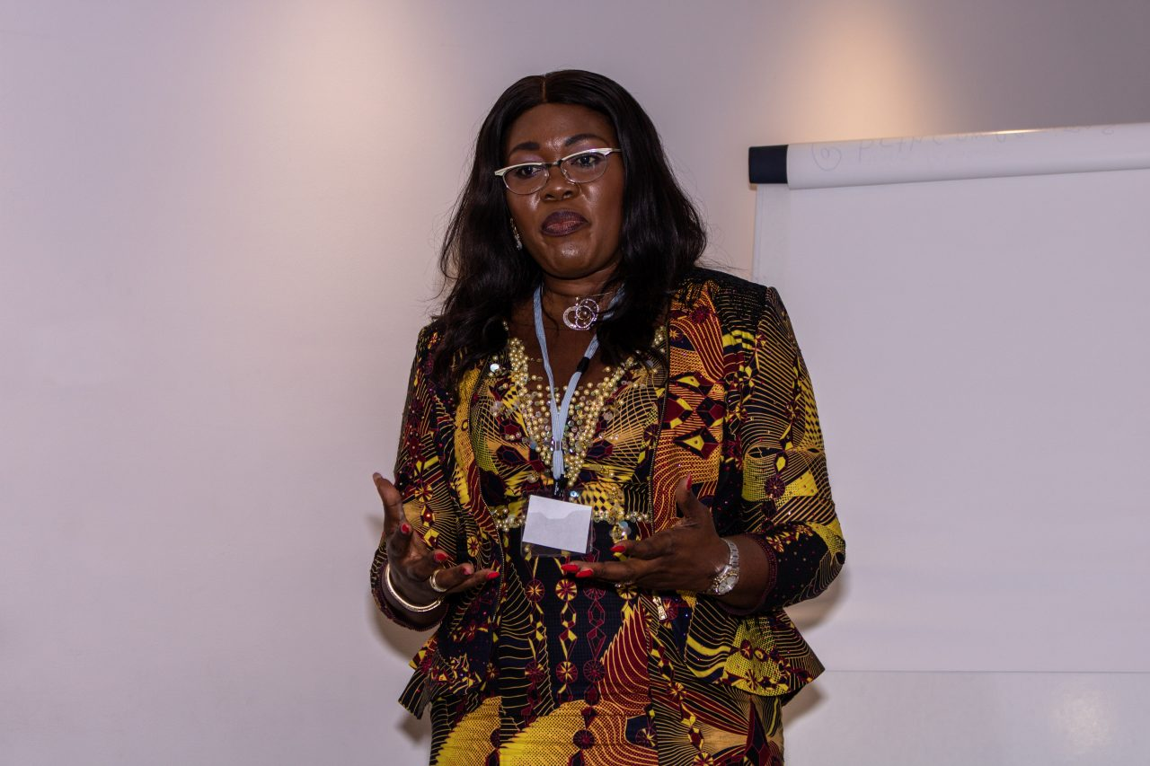 David Watson Memorial Lecture with Professor Mrs Goski Alabi, Human Welfare Conference 2019