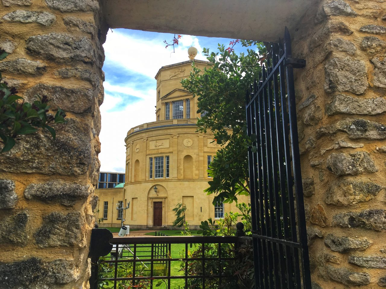 Radcliffe Observatory at Green Templeton College