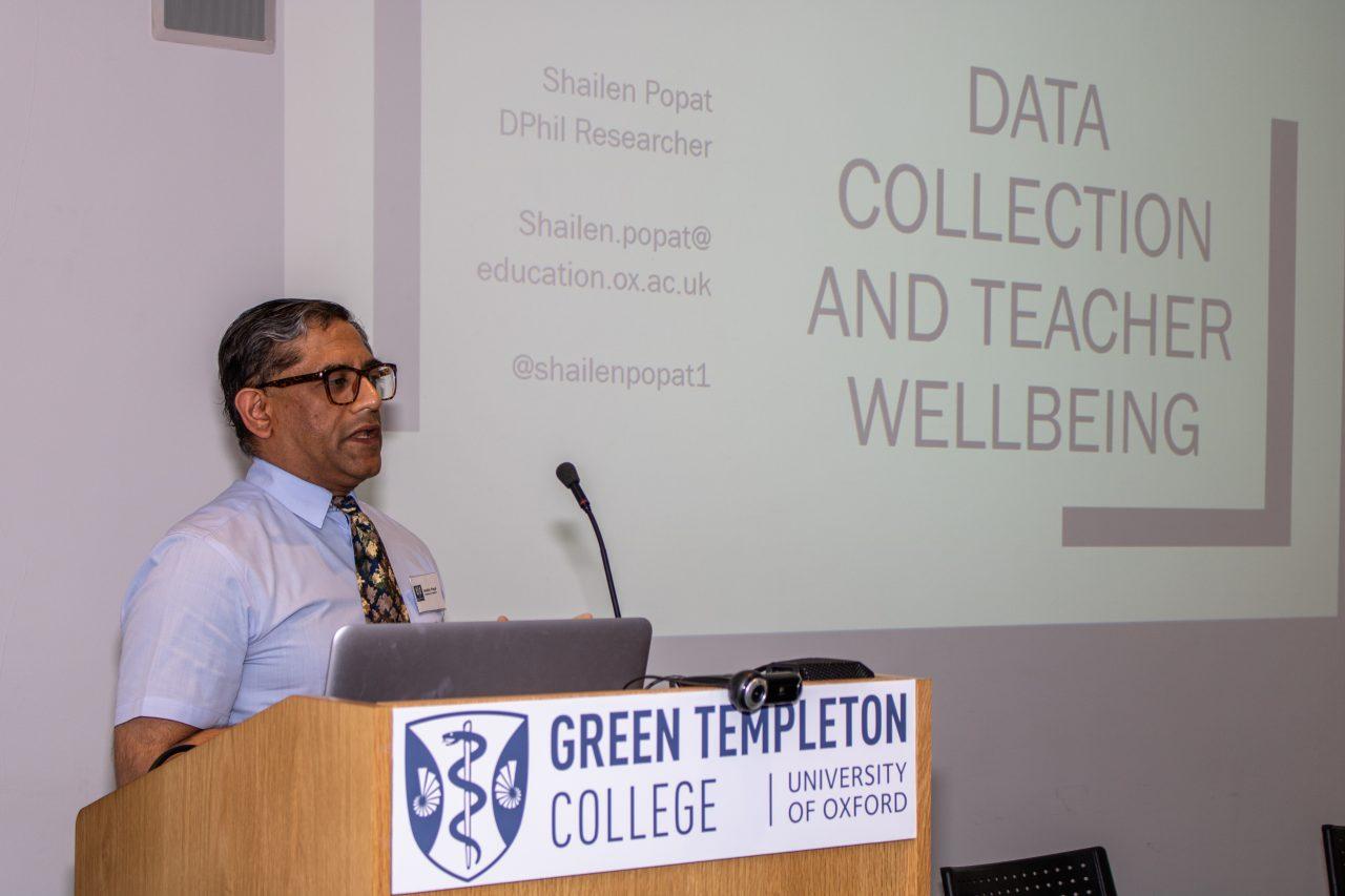 Human Welfare Conference 2019 Student Speaker session: Shailen Popat