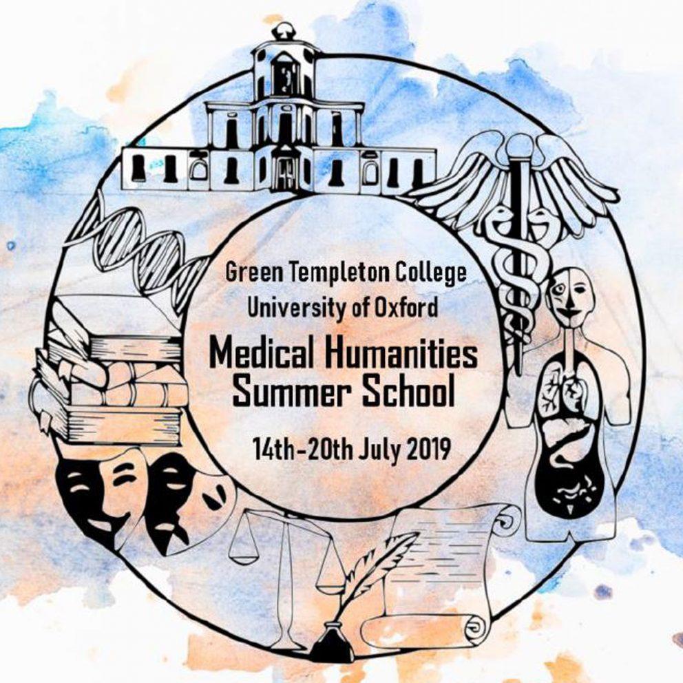 Medical Humanities Summer School 2019 Logo