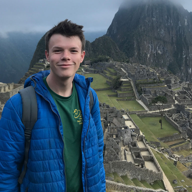 Alexander Myall, Green Templeton College student profile