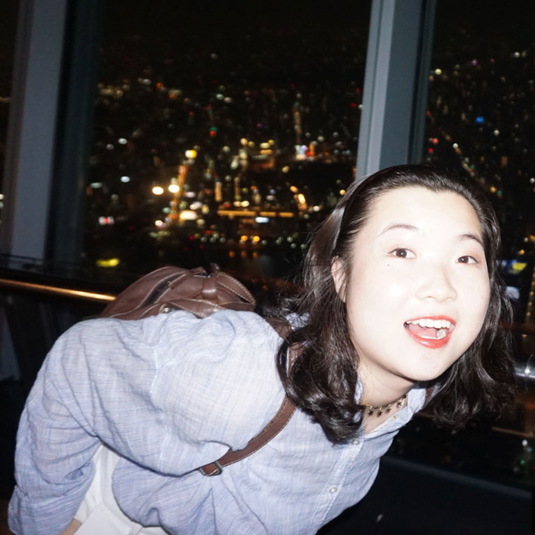 Anna Li, Green Templeton College Student Profile