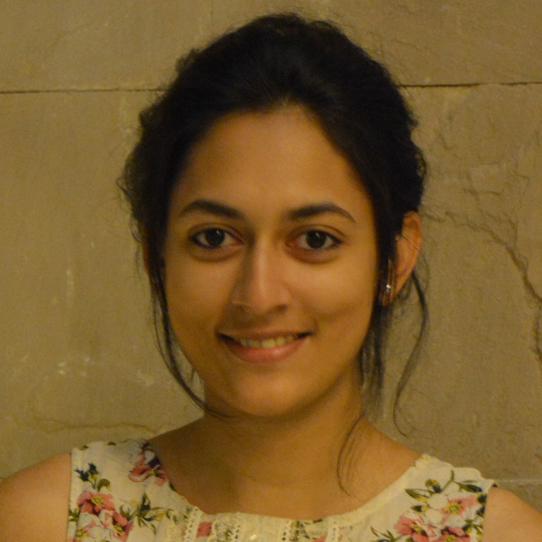 Asmita Poddar,  Green Templeton College student profile