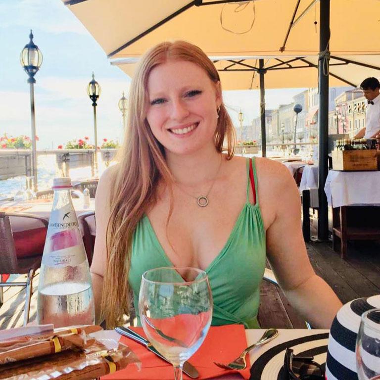 Charlotte Robinson, Green Templeton College student profile
