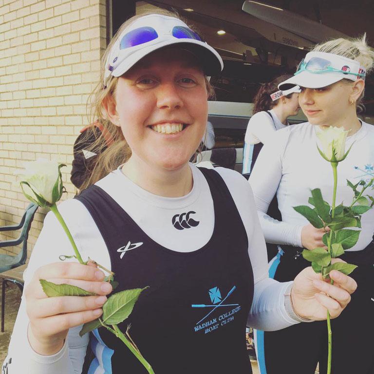 Eloise Stark, Green Templeton College student profile