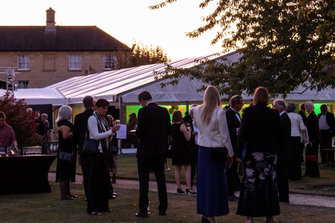 40th Anniversary of the Founding of Green College, 20 September 2019
