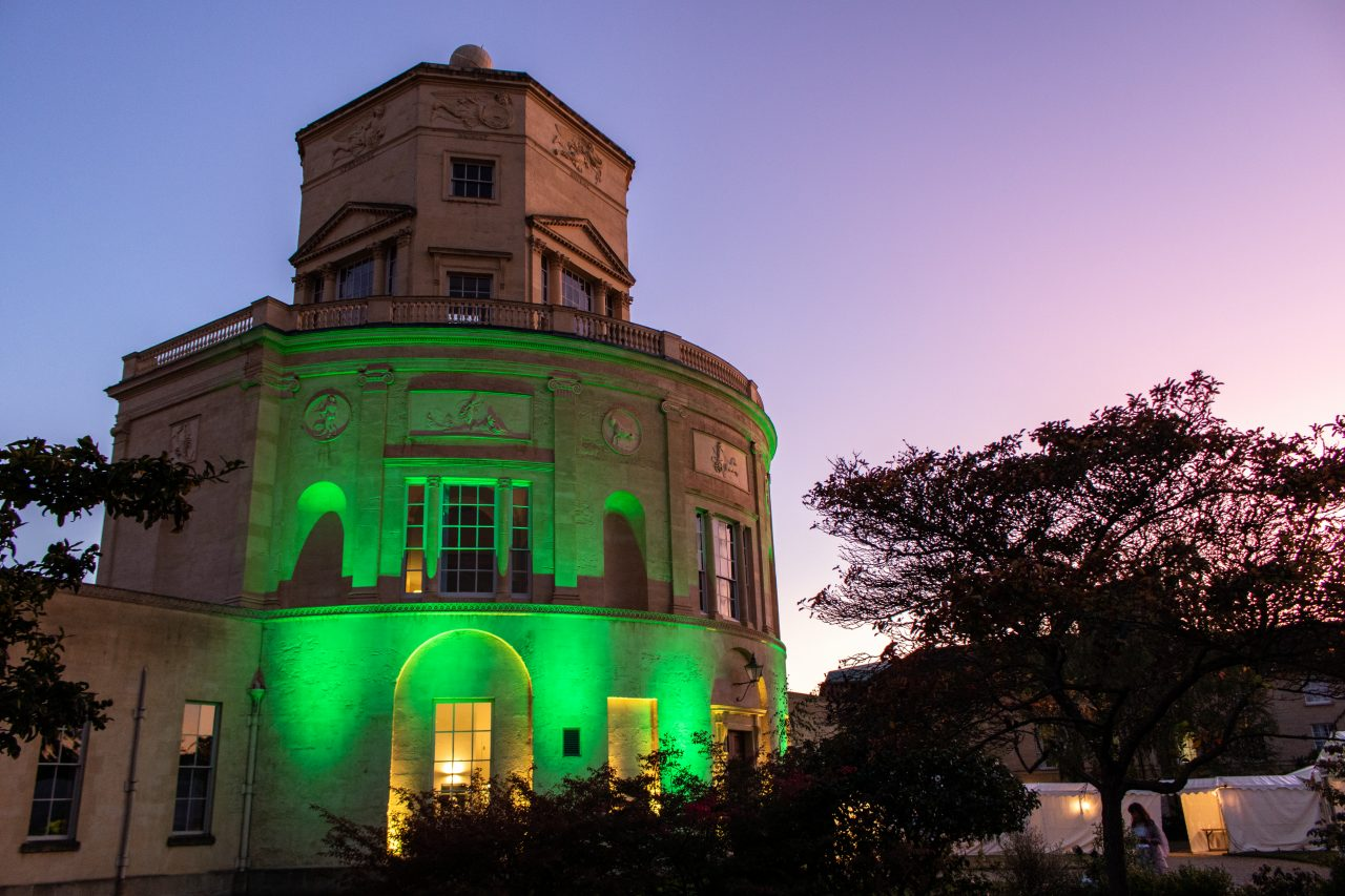 Son Et Lumiere - 40th Anniversary of the Founding of Green College, 20 September 2019