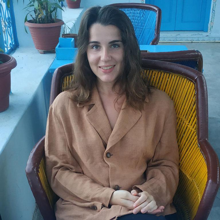 Irene Echeverria Altuna, Green Templeton College student profile