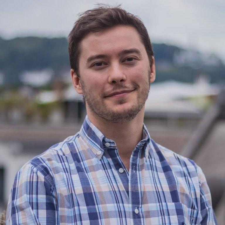 Jose Feio, Green Templeton College student profile