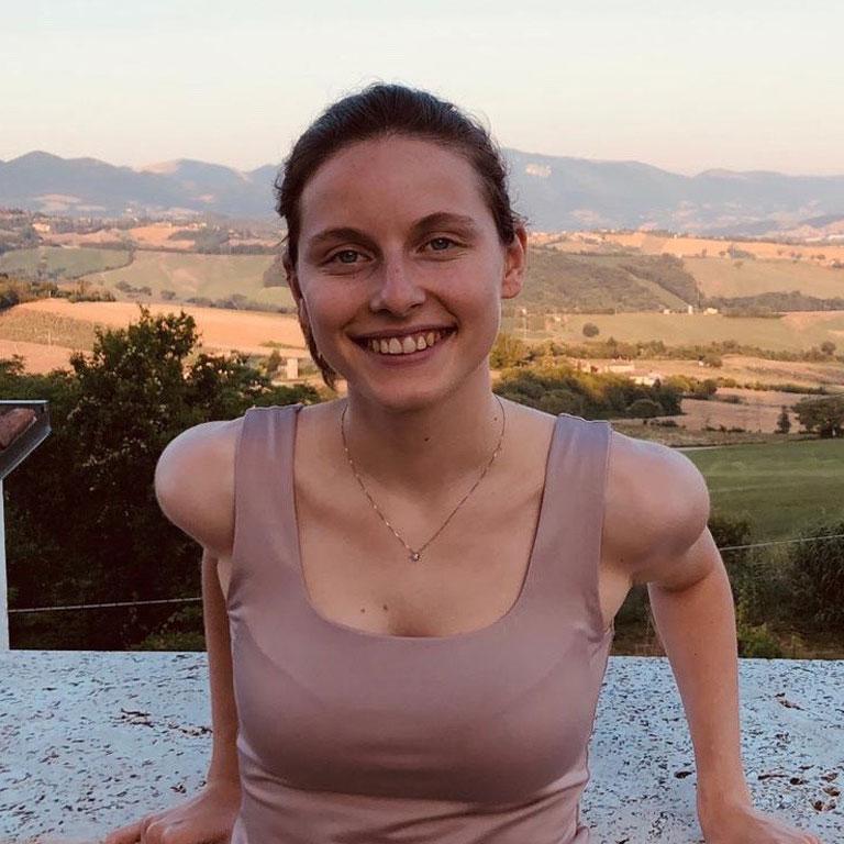 Julia Romani Yanoff, Green Templeton College student profile