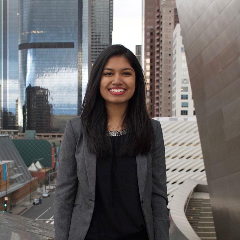 Manjima Sarkar, Green Templeton College student profile
