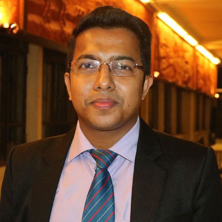 Md Mohiuddin, Green Templeton College student profile