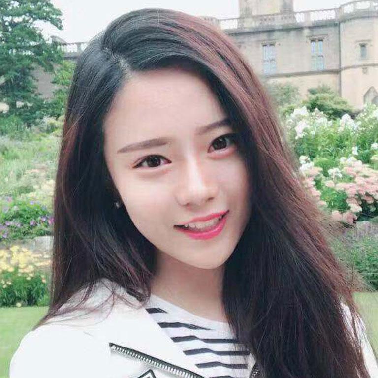 Menggelisha, Green Templeton College student profile