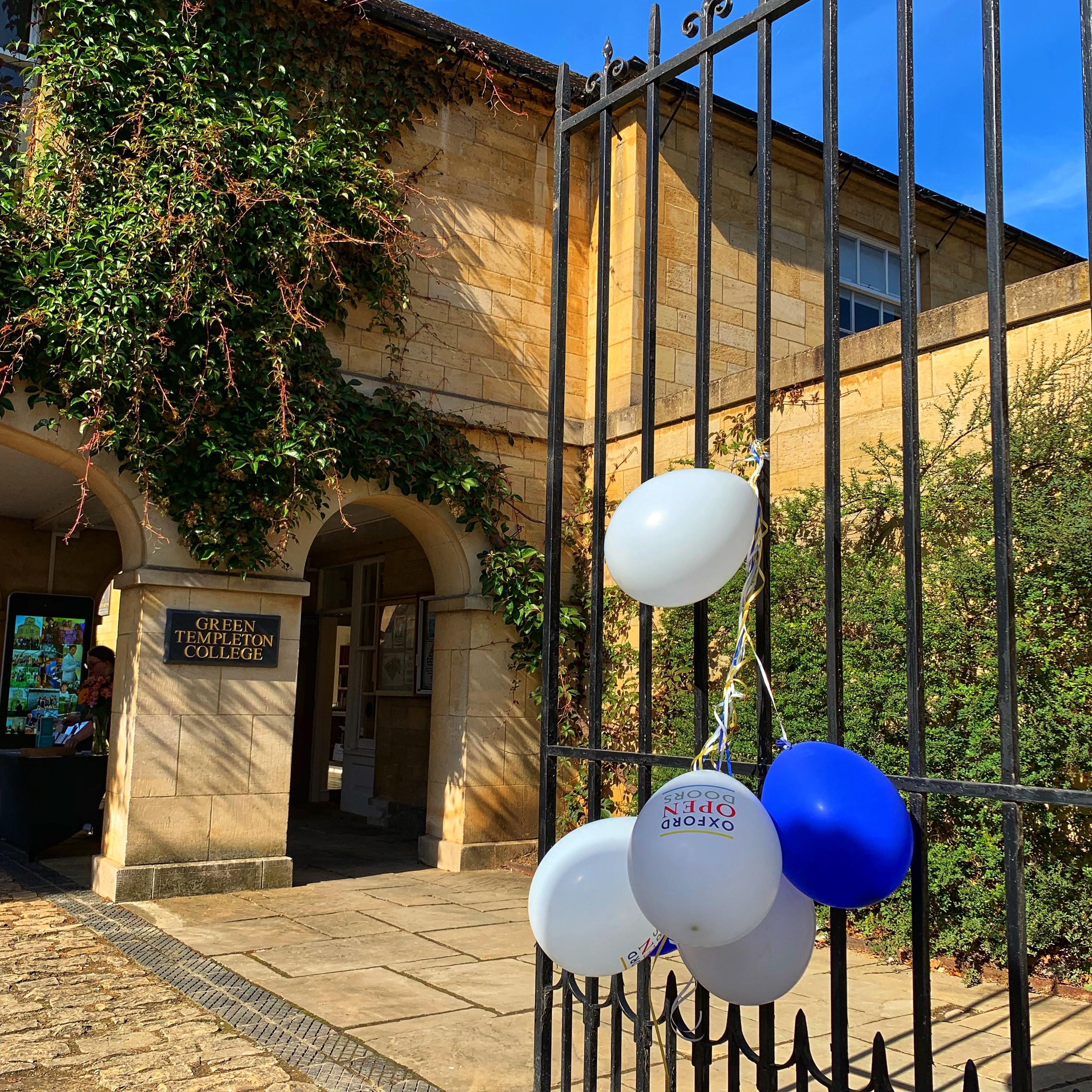 Oxford Open Doors 2019