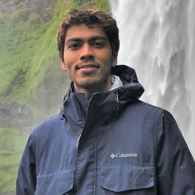Richin Kabra, Green Templeton College student profile