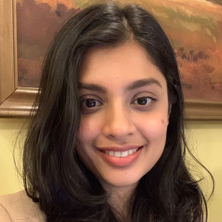 Shivani Shashidar, Green Templeton College student profile