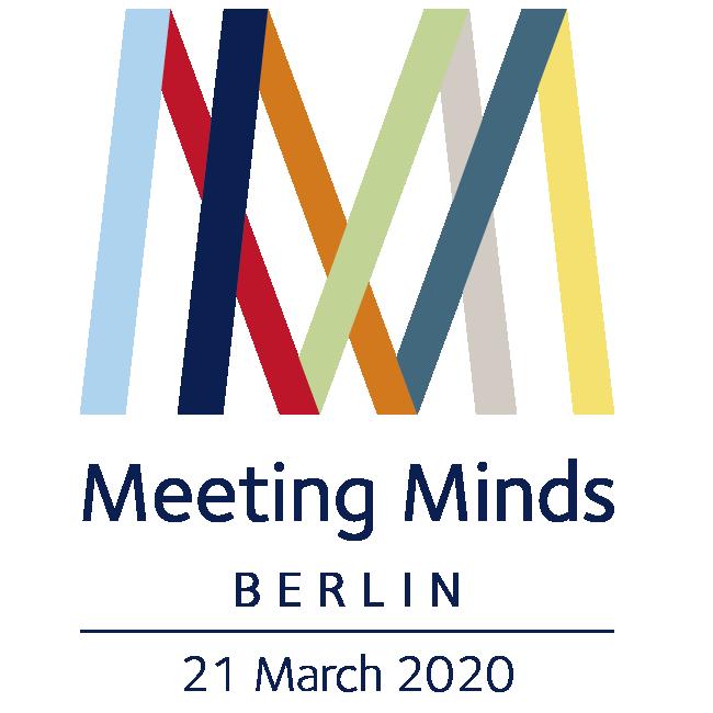 Meeting Minds Berlin 21 March Blue Cmyk