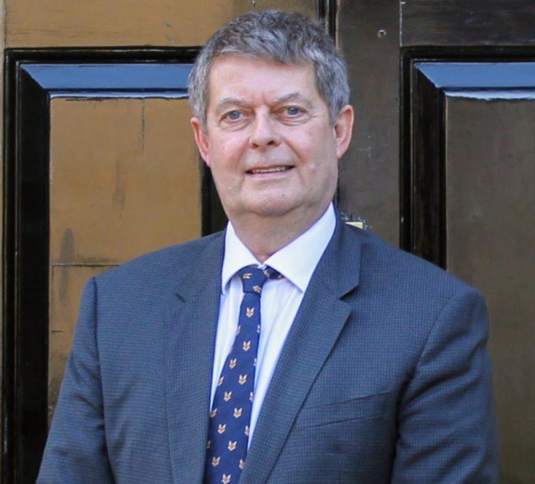 Sir Michael Dixon Bio Photo