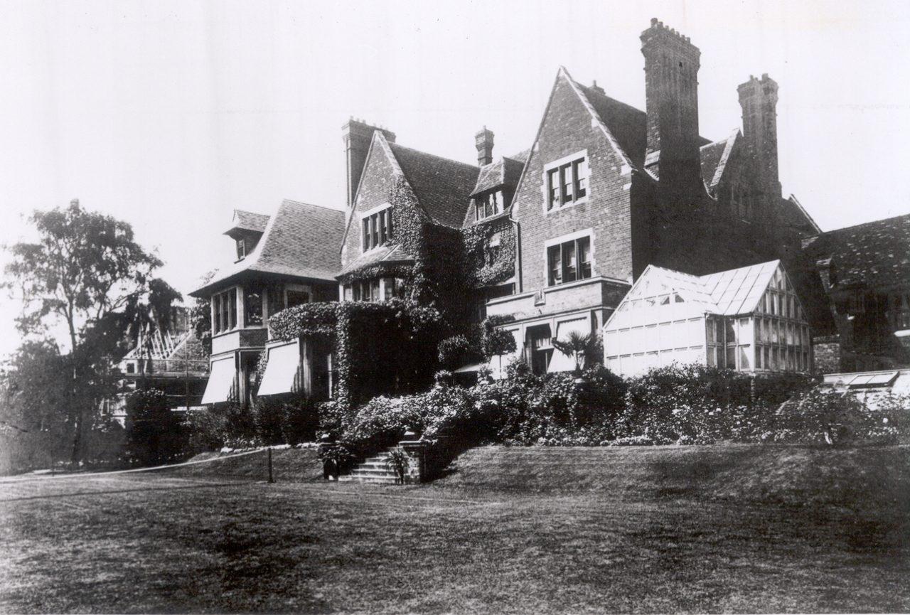 13 Norham Gardens in 1920