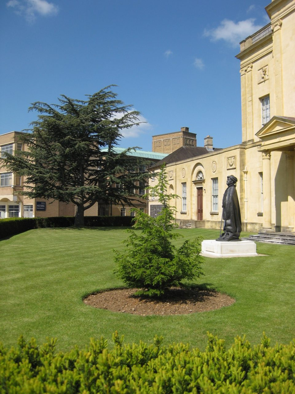 South Lawn of Radcliffe Observatory