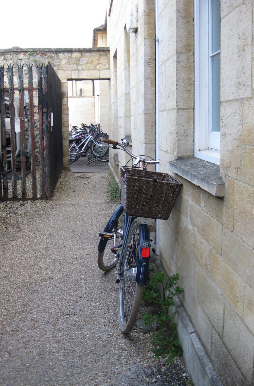 Gardeners bike