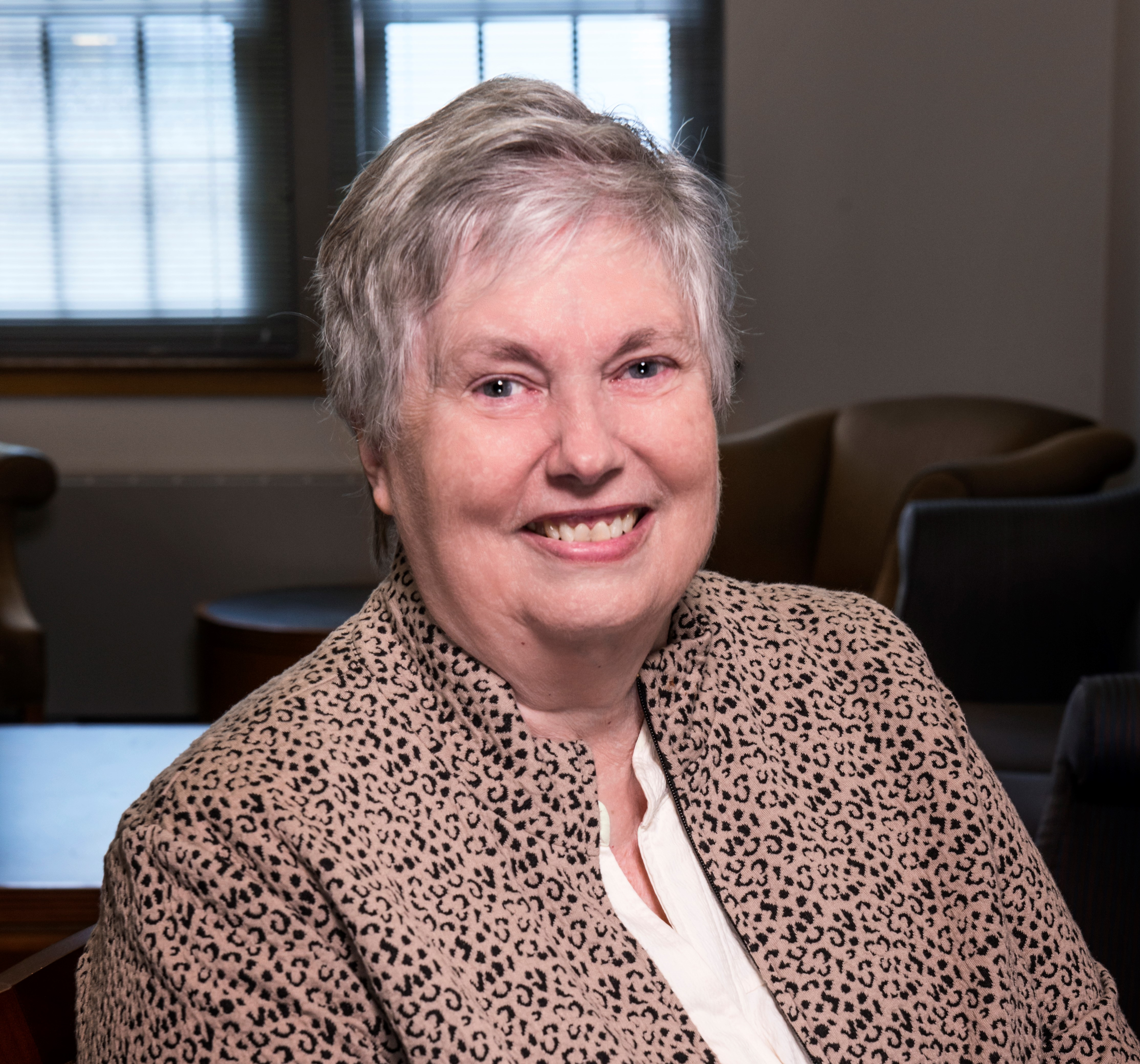 Professor Jean M Bartunek of Boston College