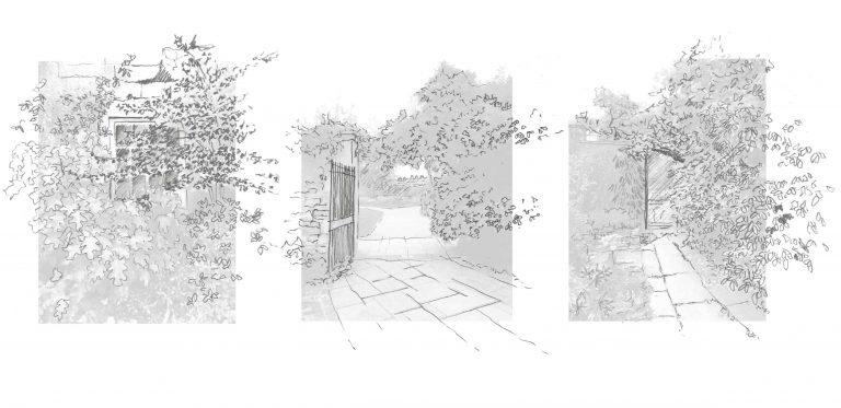 Illustration of Existing Landscape Character