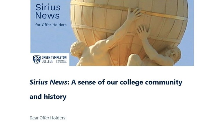 Sirius News Screenshot